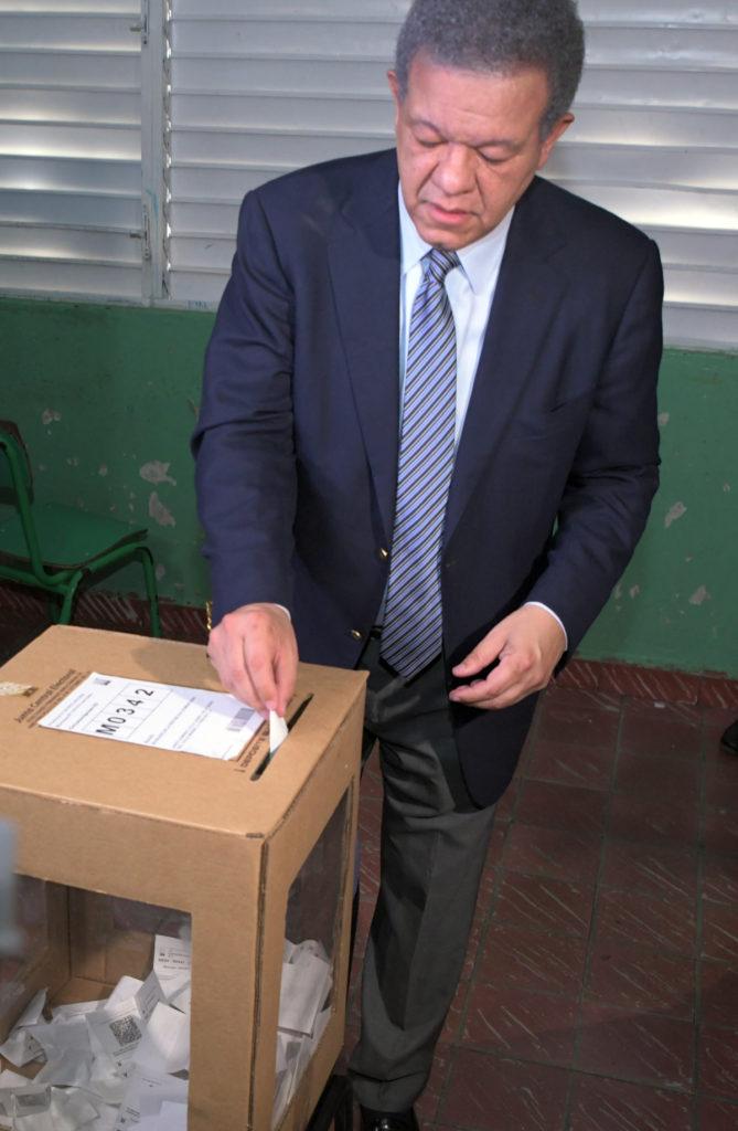 PLD el gran ganador de elecciones primarias simultáneas