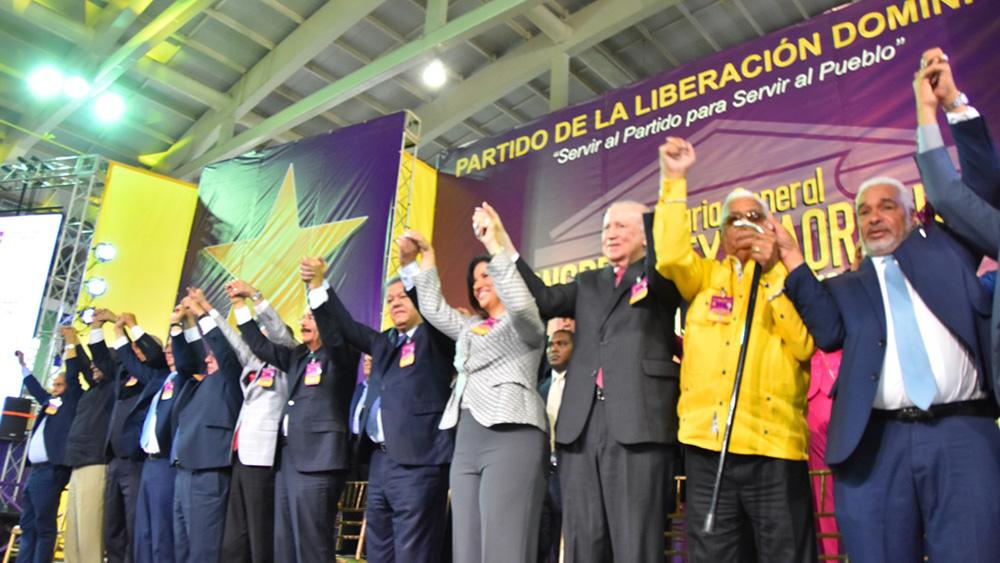 La  consolidación de las instituciones y los valores democráticos es tarea esencial del PLD