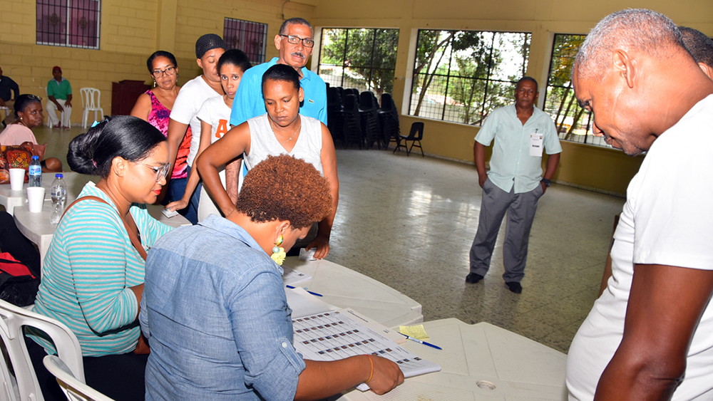 Votaciones en SDN, una lección a la dirección del PLD