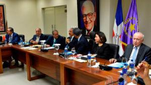 CP desarrolla su reunión en la Oficina Presidencial