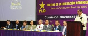 PLD motiva su congreso extraordinario